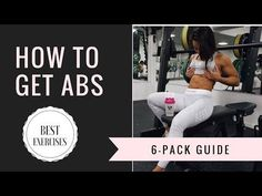 HOW TO GET ABS - Workout with me! Free training program ❤ - YouTube
