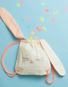 Rabbit Backpack | Meri Meri