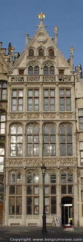 Den Arent Grote Markt in Antwerpen