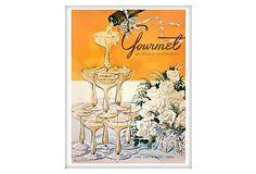 Gourmet, June 1952 on OneKingsLane.com
