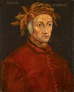 Dante Alighieri, b. 21 May 1265 Dante Alighieri, Dulwich Picture Gallery, Lost Paradise, British Schools, Classical Antiquity, Late Middle Ages, World Literature, Divine Mother, Italian Art