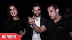 Salman Khan Masti With Katrina Kaif At Panvel Farmhouse   Salman Khan 52nd Birthday Party   lodynt.com  لودي نت فيديو شير