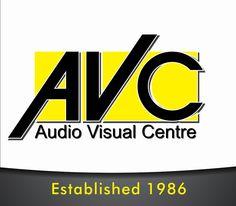 AVC White Logo