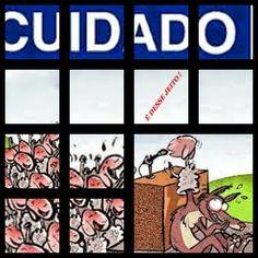 """É DESSE JEITO !: Especial : """" CUIDADO ! """"  Google+"""