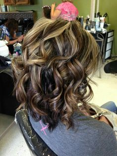 I want to get this done on my hair! but does anybody know what exactly do I ask for???