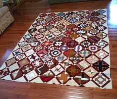 Farmers wife Quilt ( without borders )