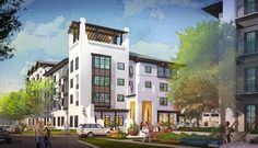 Jefferson Apartment Group to Build 178-Unit M-F Project in Orlando