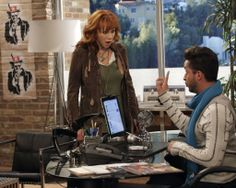 """Reba McEntire ♥ Malibu Country stills """"Are you young and sexy?"""" """"Are there any other options"""" Haha :'D"""