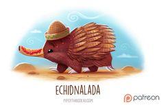 Echidnalada