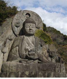 大仏(薬師瑠璃光如来)日本寺