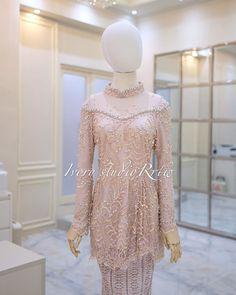 Model Dress Kebaya, Model Kebaya Muslim, Kebaya Modern Hijab, Model Kebaya Modern, Kebaya Hijab, Kebaya Wedding, Muslimah Wedding Dress, Wedding Dresses, Hijab Fashion