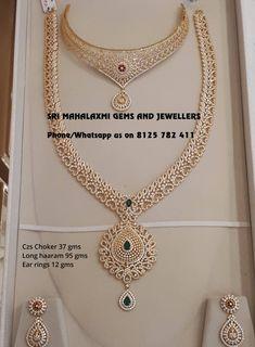 Jewellery Exchange In Renton Gold Bangles Design, Gold Earrings Designs, Gold Jewellery Design, Gold Jewelry, India Jewelry, Necklace Designs, Diamond Jewelry, Bridal Jewelry Sets, Bridal Necklace