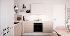 Svane køkken - MS12 scandinavian design kitchen