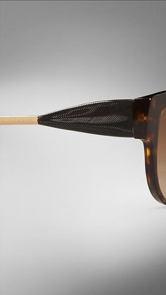 02712d707537 Ebony Gabardine Collection Cat-eye Sunglasses -