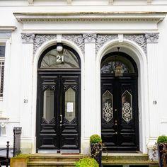Love this London townhouse entrance   Exteriors   Pinterest   London ...