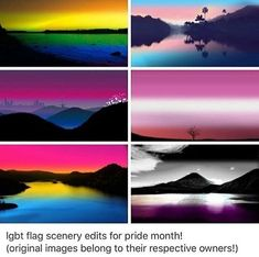 Your flag scenery is your vacation you having fun Lmk lgbtq gay pride lesbian bisexual transgender demisexual asexual loveislove love equality Lgbt Quotes, Lgbt Memes, Pansexual Pride, Gay Aesthetic, Lgbt Community, Gay Pride, Poster, Instagram, Saga