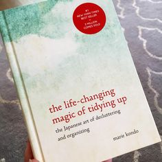 I'm changing the way I look at decluttering. And this book is going to help!