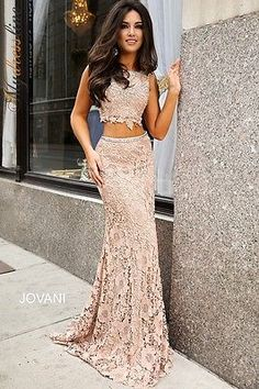 Jovani 99241 Prom Evening Dress ~LOWEST PRICE GUARANTEED~ NEW Authentic Gown