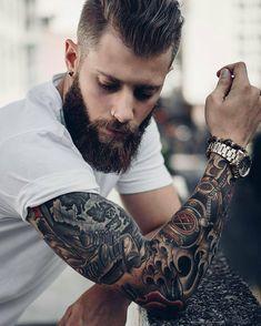 Tattoo With Beards