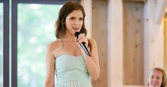 How to Give a Killer Maid-of-Honor Speech In 5 Simple Steps : Brides