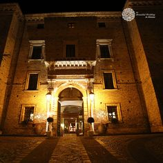 The magic and glory of over a thousand years of history framed by Castello Chiola. Love Promise, A Thousand Years, Italy Wedding, Wedding Ceremony, Castle, Marriage, Magic, History, Beautiful