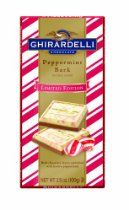 Ghirardelli Peppermint Bark Bar, 3.5-Ounce (Pack of 4)