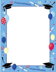 MARCOS PARA PHOTOSHOP Y ALGO MAS: GRADUACIÓN Graduation Images, Classroom Rules Poster, Boarder Designs, Ordinal Numbers, Preschool Graduation, Patterned Sheets, Kindergarten, Projects To Try, Pop Up