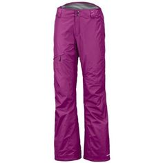 Columbia Sportswear Bugaboo Snow Pants - Insulated (For Women) ? BLACK