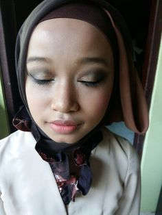 #Kartini'sDay #smokeyeyes