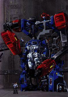 Diaclone or Delta Magnus Transformers Prime, Optimus Prime, Gi Joe, Voltron Force, Super Robot, The Masterpiece, Classic Cartoons, Cartoon Pics, Geek Culture