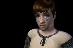 The Dragonborn Comes - 25 Skyrim War Paint Recolors