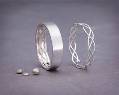 Alternative wedding bands for his and hers (60)