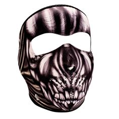 d188374c4b6bd BackThe ZAN Headgear Neoprene Face Mask features full coverage of the face  and ears with stretchy