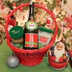Christmas Champagne Hamper