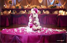 Wedding Cake Table Ideas Pictures