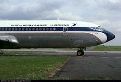 SAA 707 Kaapstad