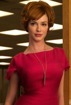 I love Christina Hendricks!  I also love this article about how just because you love the curvy girls doesn't mean you have to hate on skinny ones.  We come in all sizes.