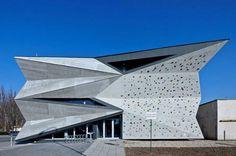 Atrium Studio, Centro cultural y de deportes, Eslovequia