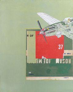 'Model Aeroplane No.3' (2007) at eBay by Kareem Rizk, via Flickr
