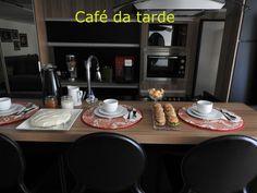 Dicas e receita de café da tarde