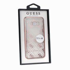 Samsung S8 #Guess 4G gold tpu #case blister  #samsung #samsungtok #mobiltok #hátlap
