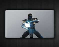 Dress up your MacBook with this stylish decal. This decal features unique air escape technology that allows any bubbles or trapped air to escape through the adhesive.