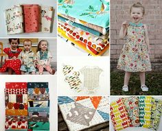 I wan to win this sooo bad! I'm obsessed with Birch fabrics. | An Awesome Giveaway | Partnered With Straight Grain