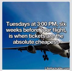Great Tip To Get Cheap Airline Tickets!!✈️✈️ #Travel #Trusper #Tip