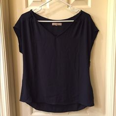 Banana Republic NWT top size S NWT top has a v neck size S tag attached no flaw Banana Republic Tops