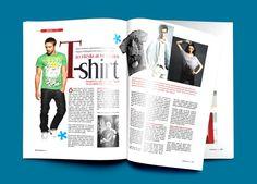 T-Shırt/Magazine