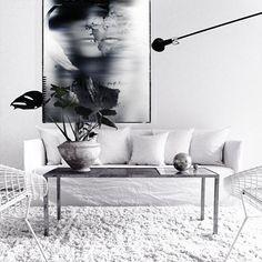 shades of white inspiration // ANNIKA VON HOLDT