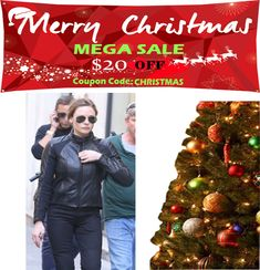 Mission Impossible 6 Rebecca Ferguson Biker Jacket   Worldwide Shipping & Special Discount.  #MerryChristmas #bikerjacket #leatherjackt #MI6 #rebeccaferguson