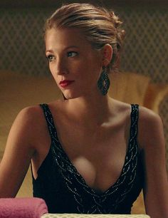 The End of a Era | 4x15 It Girl Happened One Night Blake Lively as Serena van der Woodsen
