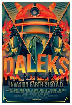 Daleks Invasion Earth: 2150 AD